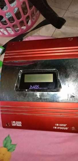 Power DHD cruisher LCD9222 focus