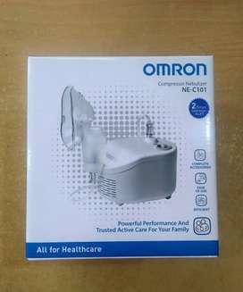 Nebulizer omron ne c101 (baru)