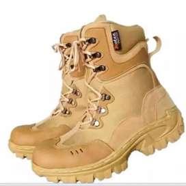 sepatu gunung adventure motec boot safety 8inc