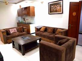 Daily Basis 2 Bed Luxury Furnished Apartment is available for Rent