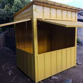 CONTAINER BOOTH ,GEROBAK FOOD & FOOD TRUK
