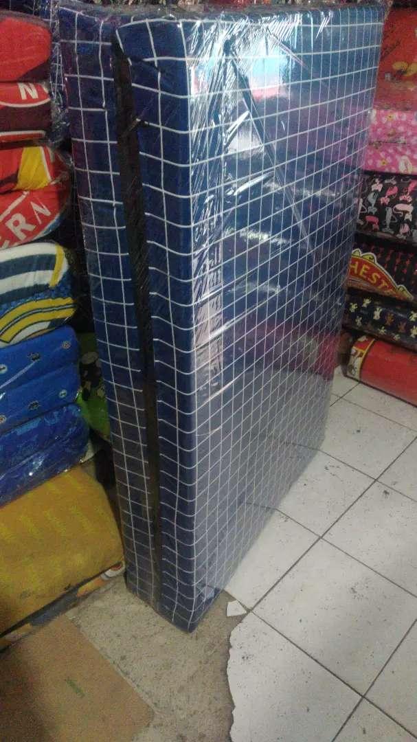 Kasur busa lipat 10x120x180 free ongkir 0