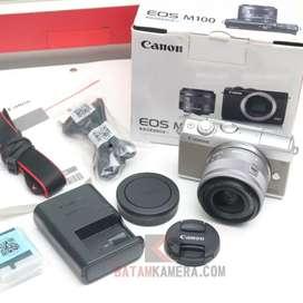 Kamera Mirrorless Canon M100