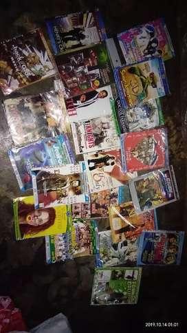 DVD disc borongan 30 keping