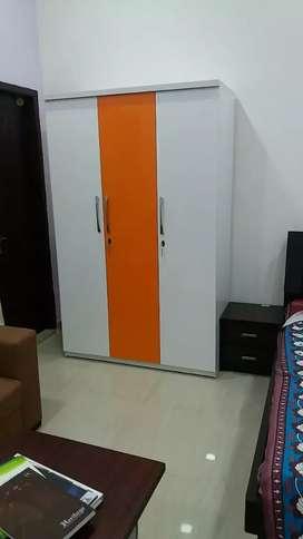 new 3 door almari