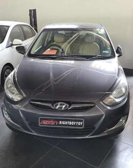 Hyundai Verna CRDi 1.6 SX, 2012, Diesel