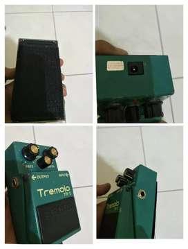 Boss TR2 tremolo pedal