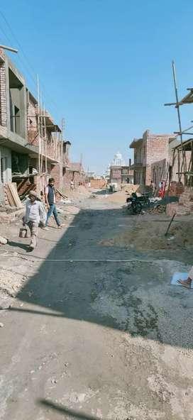 100 sq yds kothi in kharar