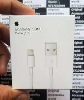 100% Original Apple iPhone Data Cable For iPhone 6/7/8/8 Plus  DEL-001