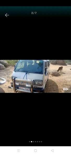 Maruti Suzuki Omni 2017 Petrol 6000 Km Driven