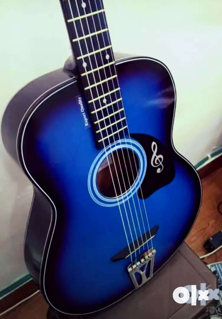 New Acoustic guitar for sale in lowest price 0