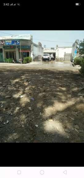 Main fasilabad road commercial plot for rent