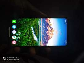 New samsung s9plus 6gb ram. Only 2 months