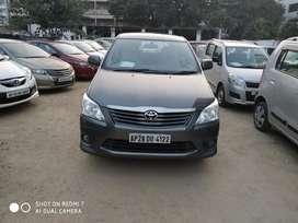 Toyota Innova 2.5 G BS IV 8 STR, 2013, Diesel