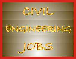 job available for civil engineer profile