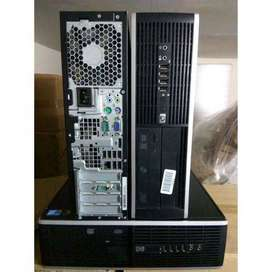 HP INTEL CORE i3 WITH 1 YEAR WARRANTY