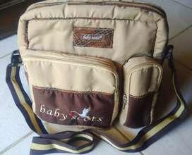 Baby Scots Medium Diaper Bag