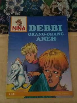 Komik Nina 1989