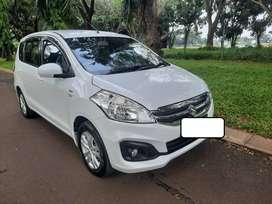 Suzuki Ertiga GL MT 2015 Tgn 1 KM50RB SERVICE RECORDNYA RESMI