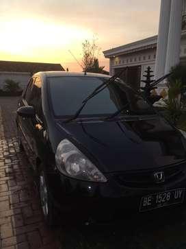 Honda jazz automatic 2005 hitam
