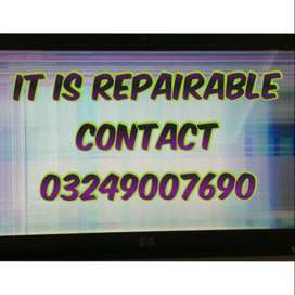 {WE GIVE YOUR FAULTY TV LIFE BACK} Repair LCD/LED TV At Lowest Cost