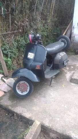 Scooter bajaj