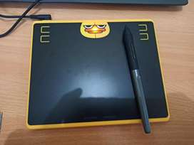 Tablet Pen HUION HS64 Chips And Co Edition ( KENDARI ONLY )