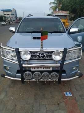 Toyota Fortuner 3.0 4x4 Manual, 2010, Diesel