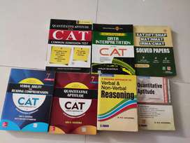 MBA Preparation Books