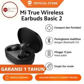 [ORIGINAL] Headset Mi True Wireless Earbuds 2 Xiaomi Redmi AirDots 2