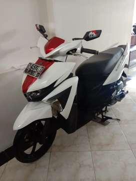 Yamaha soul GT 125 CC thn 2015 / Bali dharma motor