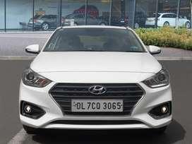 Hyundai Verna Fluidic 1.6 VTVT SX Opt, 2018, Petrol