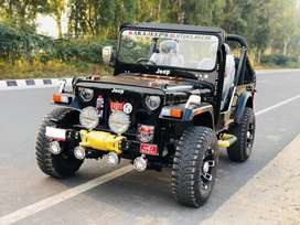New modified hunters jeeps
