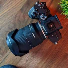 Sony alpha mark 3 for rent