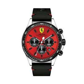 scuderia Ferrari pilota chronograph men's watch (original)