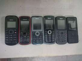 Good condition  keypads mobile with charger Rs.400