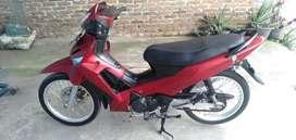 Supra X 125 tahun 2010 mantap