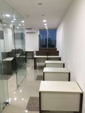 "24×7 working time full furnished office rent at ""ASTRA TOWER """