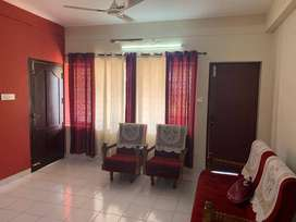 2 BED ROOM FLAT WITH BIG HALL , LIFT FACILITY ,