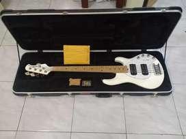 Bass Musicman Stingray Double HH 5 String USA