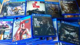 Ps4 Games Available on Rent.