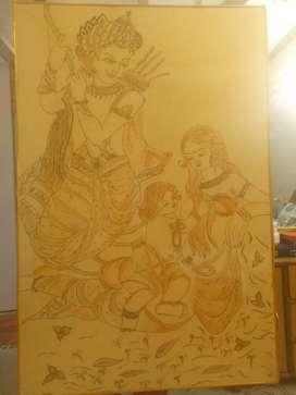 Creative paint