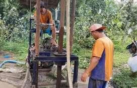 jasa pembuatan sumur bor