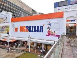 Need Vacancies For Big Bazaar Store Hubli