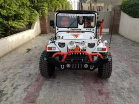 Bhawna modified jeeps