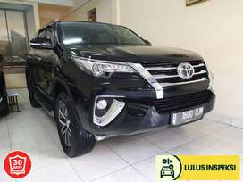 [Lulus Inspeksi] Fortuner VRZ 2.4 AT th 2016 KM14ribuu TT Pajero