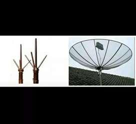 Pasang Penangkal Petir Termurah Gratis Instalsi Parabola Tv