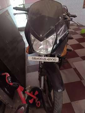 Mint condition hero Honda karizma black color