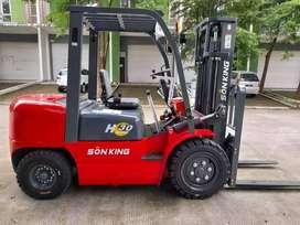 Forklift JAC Sonking engine Isuzu,Xinchai 2.5 ton, 3 ton, 5 ton, 7 ton