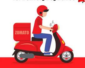 Urgently required delivery boy